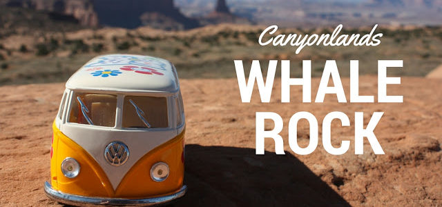 Canyonlands: Whale Rock
