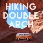 Double Arch in Arches National Park