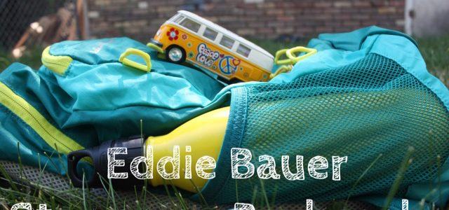 Review: Eddie Bauer Stowaway Backpacks