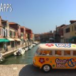 Four Apps for Traveling in Europe