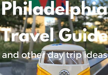 Philadelphia Travel Guide (and day trip ideas!)