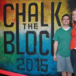 Chalk The Block at the Riverwoods