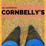 Visiting Cornbelly's at Thanksgiving Point