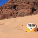From the Road: Snow Canyon