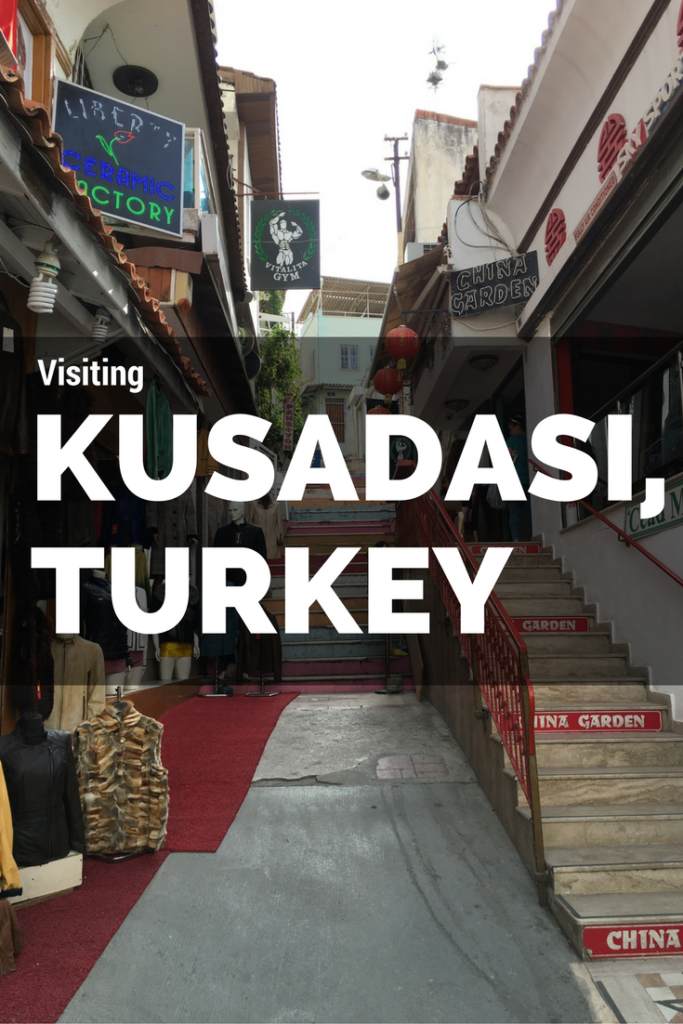 Visiting Kusadasi, Turkey