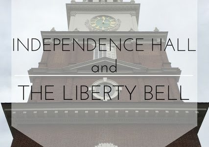 Independence Hall and the Liberty Bell