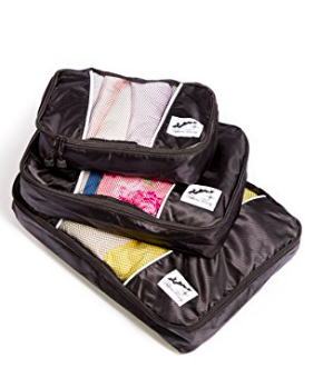 Fishers Finery Packing cubes
