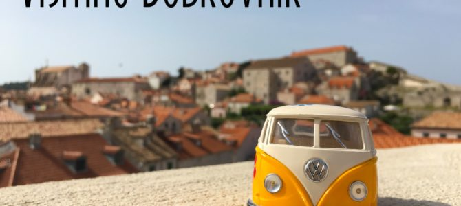 Visiting Dubrovnik in Croatia