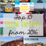 Yellow Van Travels Turns One!