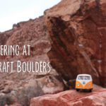 Kraft Boulders in Red Rock Canyon