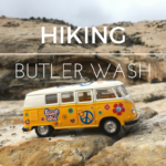 Hiking Butler Wash Ruins