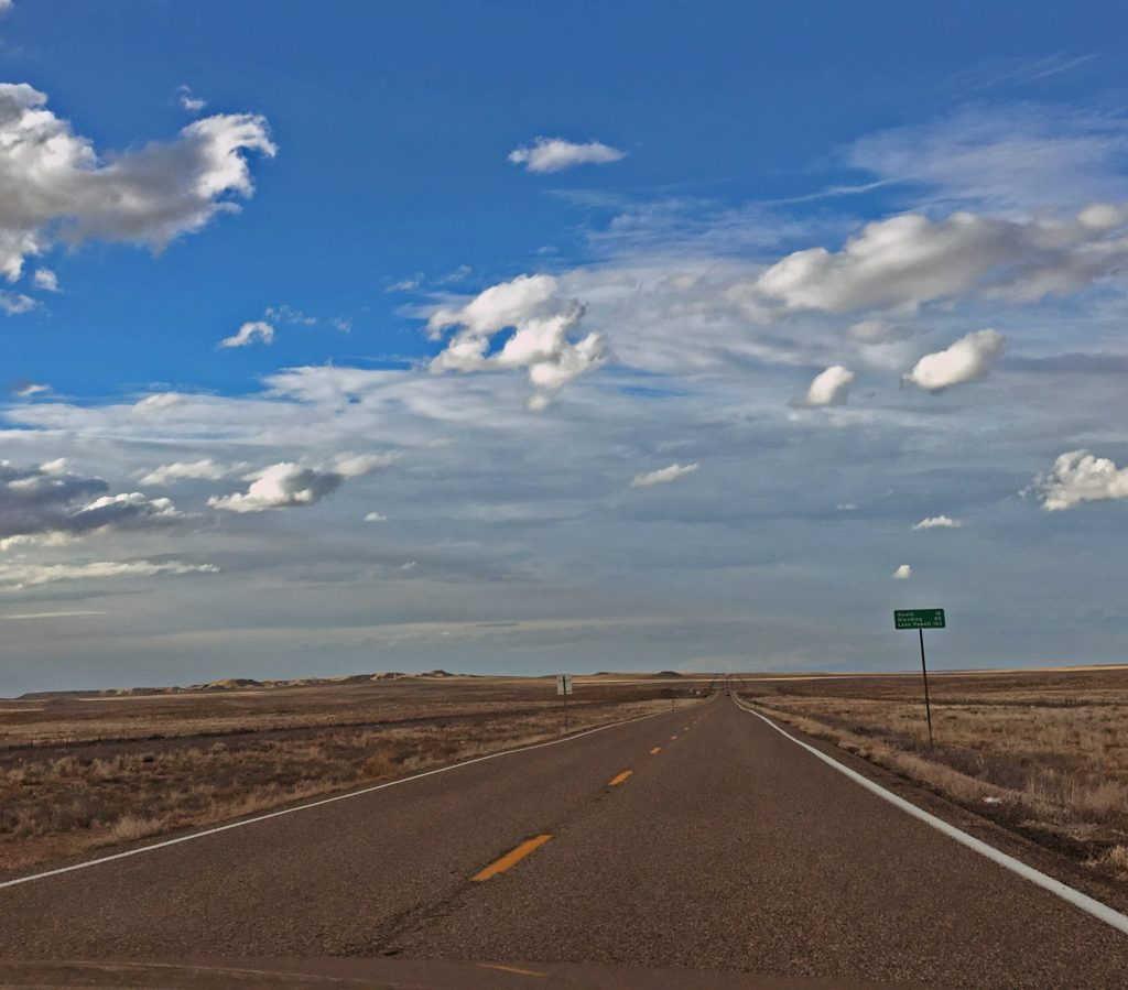 The Highway to Four Corners