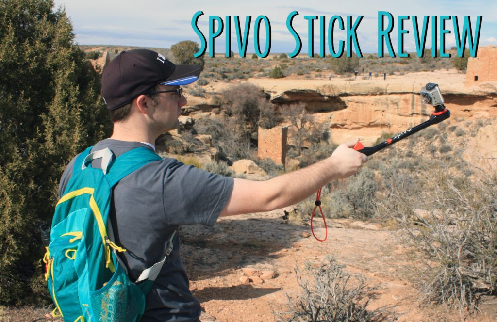 Picture of Ben using a Spivo Stick record