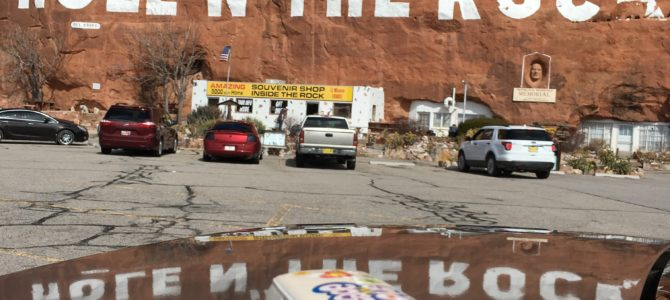 Hole N' The Rock: A Utah Roadside Attraction