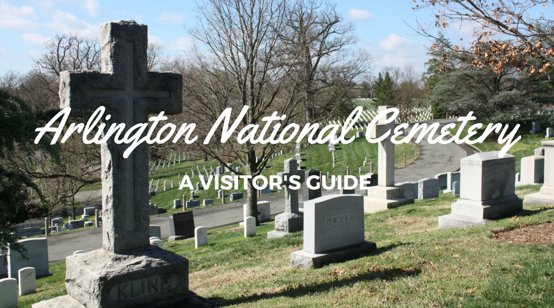 getting to arlington national cemetery
