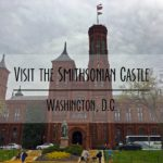 Visit the Smithsonian Castle at the National Mall