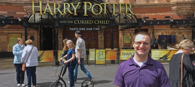 How to Get Tickets to Harry Potter and the Cursed Child