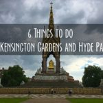 6 Things to Do in Kensington Gardens and Hyde Park