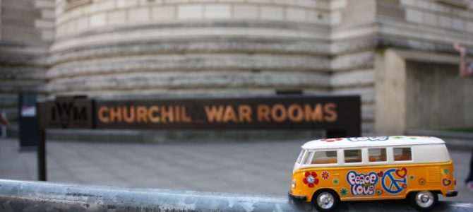 What to Expect at the Churchill War Rooms in London