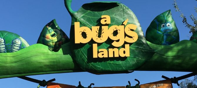 Disney's California Adventure: A Bug's Land