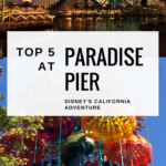 Top 5 Things at Paradise Pier in Disney's California Adventure