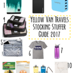 Last Minute Stocking Stuffers for the Traveler